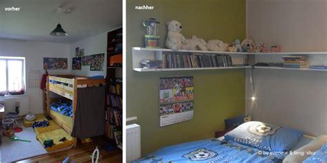 Dunkles Kinderzimmer Hell Gestalten by Vorher Und Nachher Interieur Feng Shui