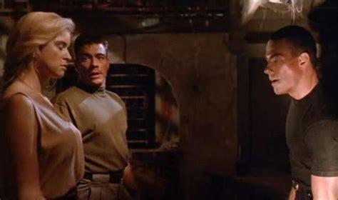film terbaru van damme double impact 1991 90 s movie nostalgia