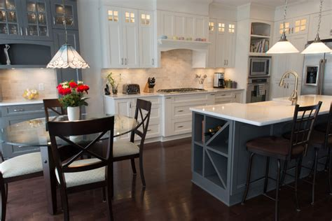 Home Decor Ottawa by Cream And Grey Kitchen Traditional Kitchen Ottawa