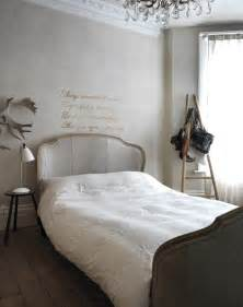 Elegant french country bedroom photography by simon brow reprinted