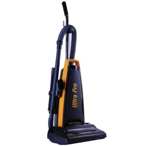 Panasonic Vaccum panasonic av101 commercial upright hepa vacuum single motor 68db 10 14in discontinued