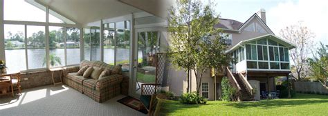 Rooms To Go Outlet Jacksonville by Jacksonville Sunrooms Screen Enclosures Schnorr Home