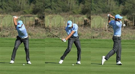 the right shoulder in the golf swing how to hit the ball solid the importance of the