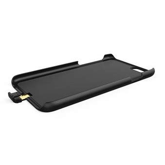 Powerqi I600 Receiver For Iphone 6 Plus Hitam 8s6y powerqi i600 receiver for iphone 6 plus black