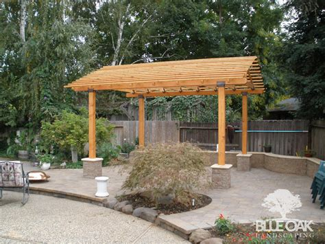 Patio Covers Redding Ca 4 Ideas For Drought Tolerant Landscaping Blue Oak