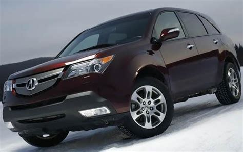 2009 acura mdx towing capacity specs view manufacturer