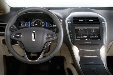 2013 Lincoln Mkz Interior by 2013 Lincoln Mkz Hybrid Review Car Reviews