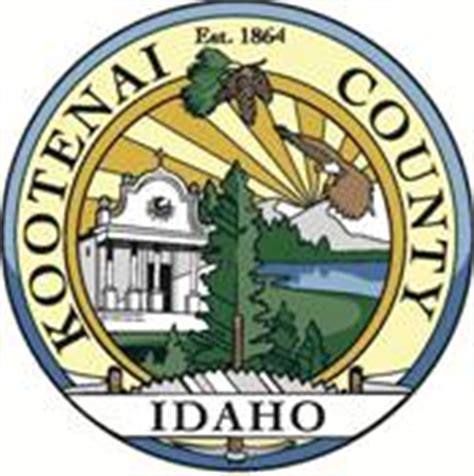 Kootenai County Records Commissioners Adopt County Seal The Spokesman Review