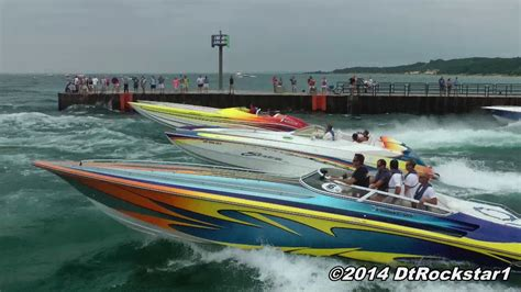 boat racing 100 offshore racing boats accelerating youtube