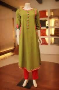 Kurtis the latest fashion trends for women in pakistan pak fashion