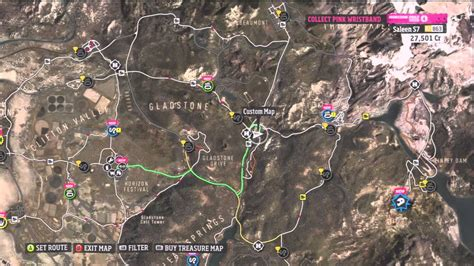 Search By Location On Forza Horizon Barn Find Location 2