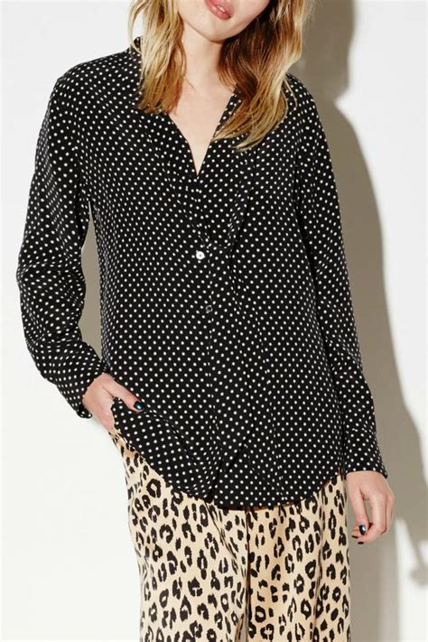 equipment slim signature blouse from canada by era style loft shoptiques