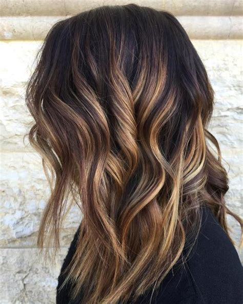 do it yourself dark highlights 60 looks with caramel highlights on brown and dark brown hair