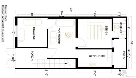 home design for 4 marla winner 3 marla design of house 17 by 45 ea english