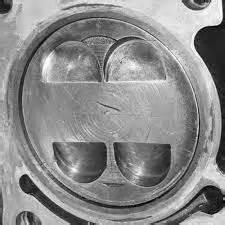 Piston 69 Mm Pen 16 Satria Fu Kawasaki Eliminator Seher69mm piston honda megapro tiger untuk suzuki satria fu