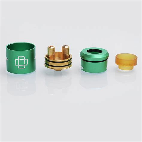 Druga Rda Authentic 24 99 authentic augvape druga rda green 24mm rebuildable