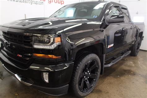 New 2017 Chevrolet Silverado 1500 DOUBLE CAB RALLY 2 EDITION V 6 in Middleton G17130