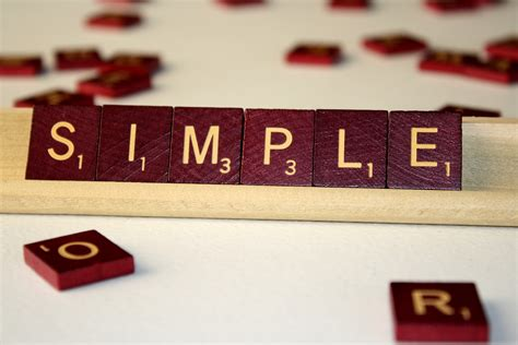 easy scrabble simple picture free photograph photos domain