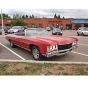1971 Chevrolet Impala Convertible 108 X 70