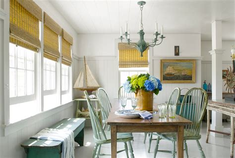 Coastal Dining Room Decorating Ideas by Coastal Decorating Ideas Cottage Design