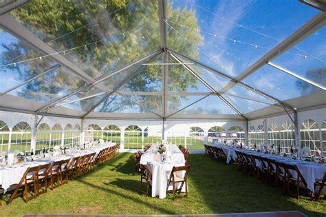 Clear Top Tents   Blue Peak Tents, Inc.