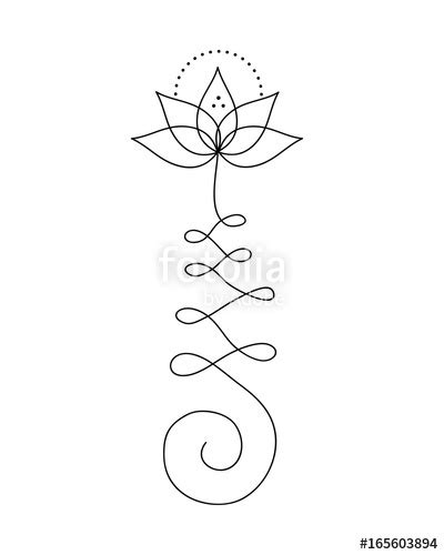 quot symbol unalome quot stock image and royalty free vector files