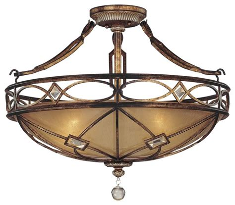 minka aston court 24 quot wide ceiling light fixture