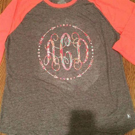 pattern vinyl for shirts monogram shirt monogram pinterest
