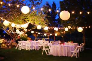 backyard wedding venues 6 alternative wedding venue ideas for the modern