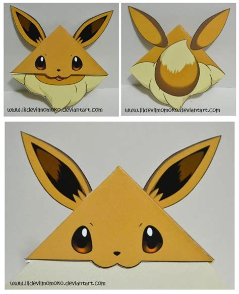 Eevee Papercraft - the gallery for gt papercraft bulbasaur
