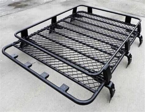 Roof Racks For Cargo Vans by Transit Steel Roof Rack Tray Top Black 4x4 Cargo