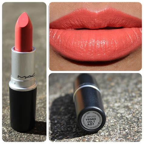 Lipstick Mac Vegas Volt obsession mac vegas volt must buy now
