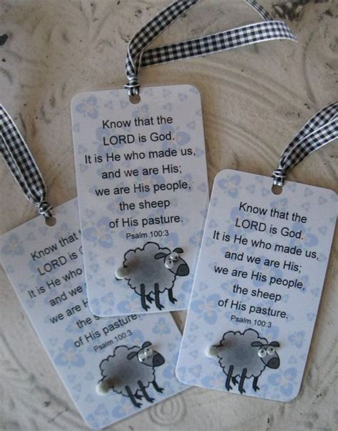 Scripture For A Baby Shower by Baby Shower Bible Verse Bookmark For Favors