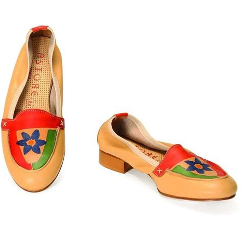 I Must These Shoes By Fiore by Mocassino Acquerello Naturale Fiore