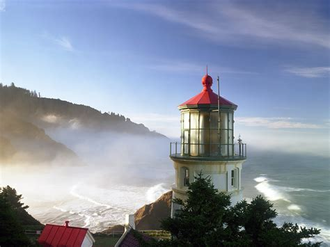 Light Houses - lighthouses you can stay in cond 233 nast traveler