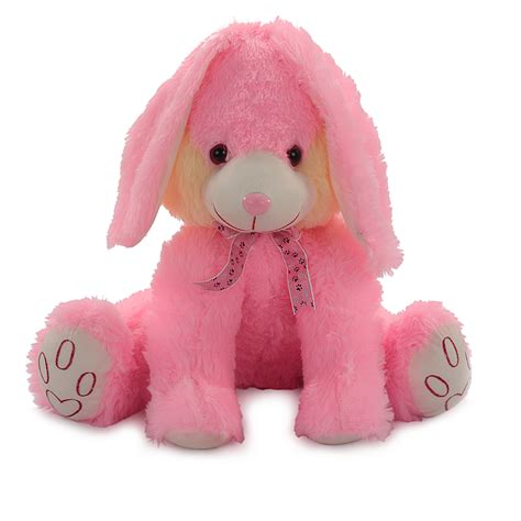 acctu cute pink big bunny soft toy at best prices