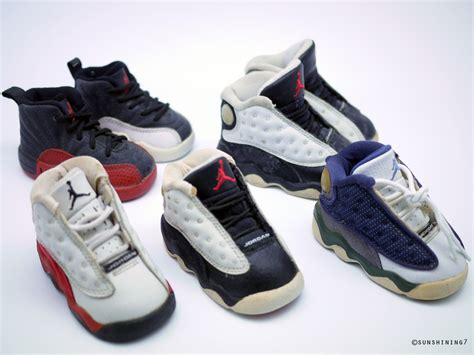 Sunshining7 Final Thread Collection Quot Nike Air Jordan Baby Crib Shoes Jordans