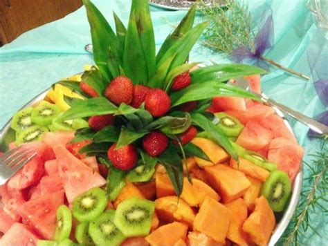 Bridal Shower Fruit Display by Pin By Marsha Welch On Fruit Displays