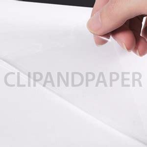 Sticker Hvs sticker cnp paper atk