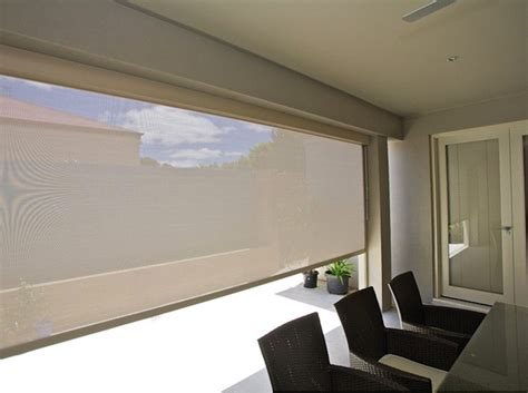 all weather l shades zip screen 174 awnings noosa screens and curtains screens