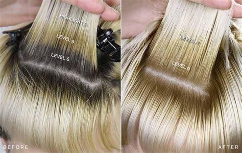 hi lift hair color diy hair high lift hair color guide bellatory