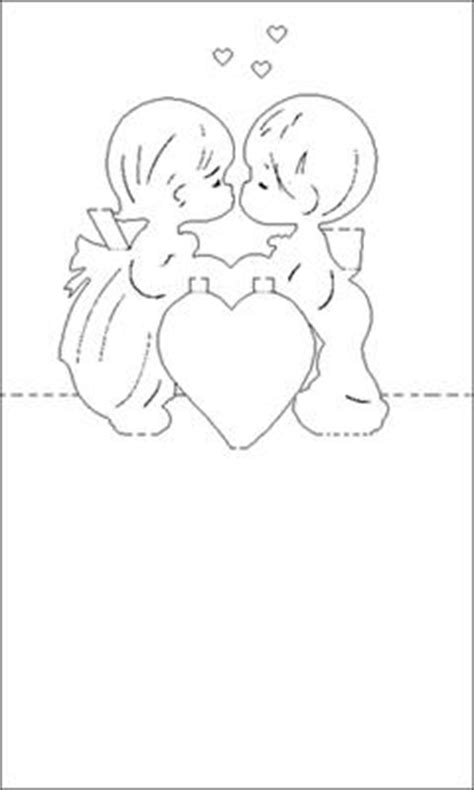 free pop up card templates valentines how to make a pop up card for beginners step by step