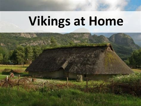 vikings at home