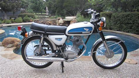 Kontak Honda Cb100 Cb125 Nepon 1972 honda cb 100 my motorcycle looked exactly