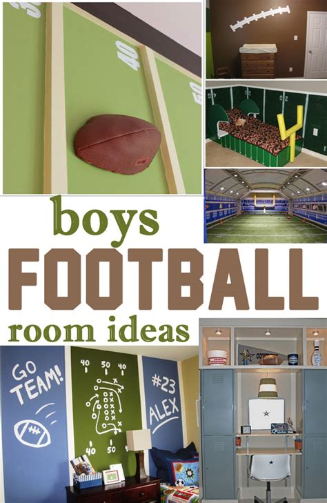 boys bedroom ideas football 20 boys football room ideas design dazzle