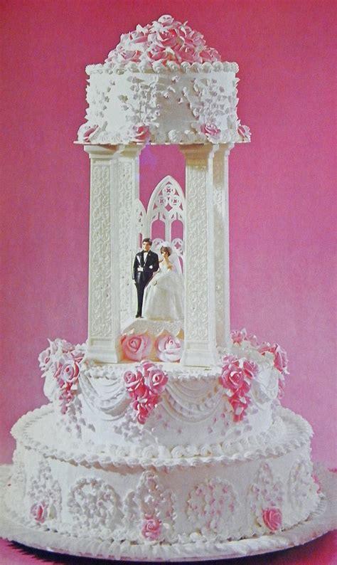 Wilton Wedding Cakes by Things By David Vintage Wilton Wedding Cakes