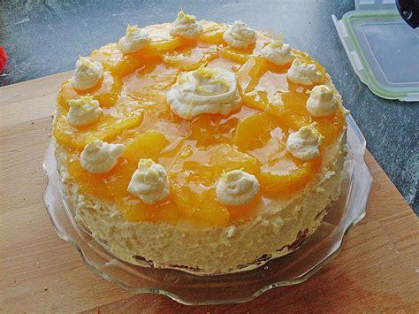 click kuchen festliche orangentorte rezept mit bild bezwinger
