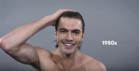 gaya rambut 1980 ternyata standart kegantengan pria itu berbeda beda tiap
