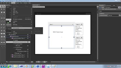 wpf menu template wpf menu style template 5 best sles templates