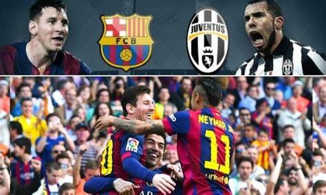 barcelona juventus live stream ashiwaju media bacelona defeat juventus 3 1